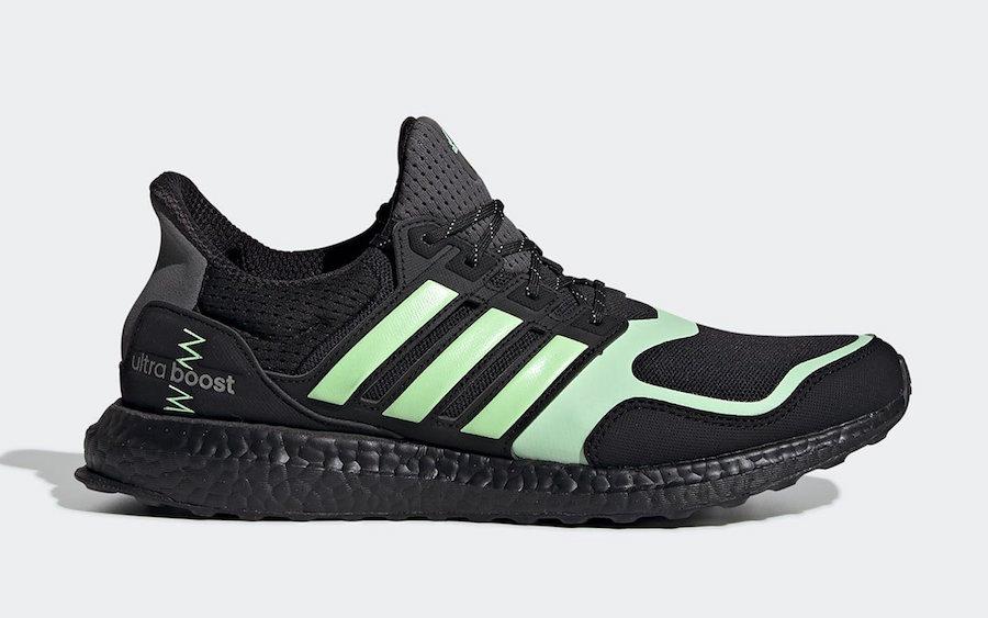 adidas Ultra Boost SL Glow Green FV7284 Release Date Info