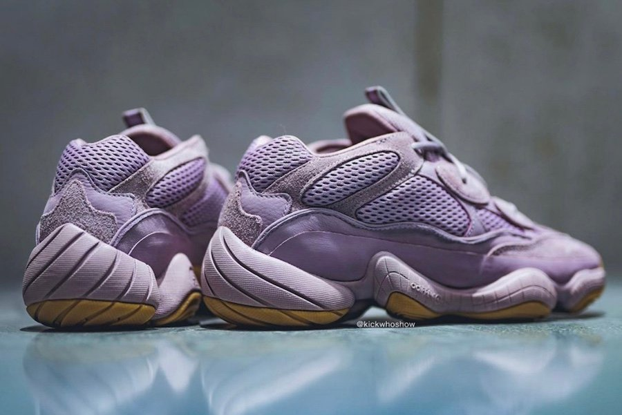 adidas Yeezy 500 Soft Vision FW2656 2019 Release