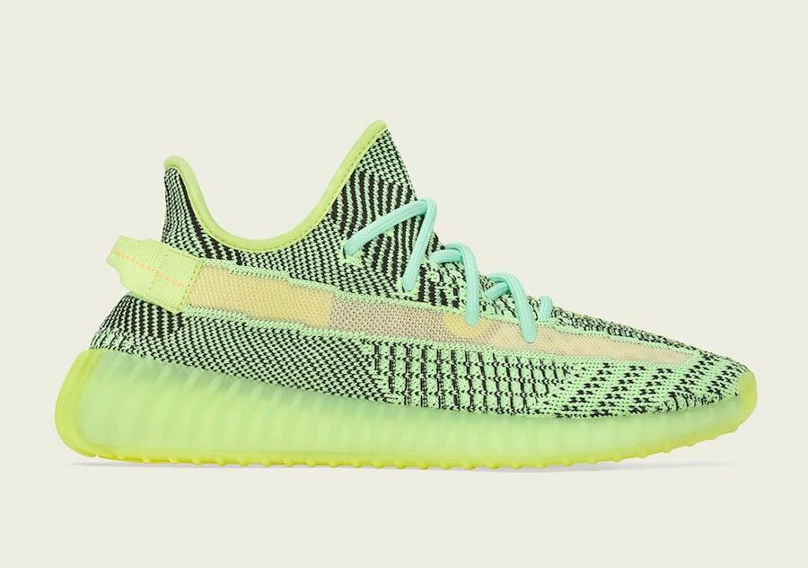 adidas Yeezy Boost 350 V2 Yeezreel FW5191 Release Date