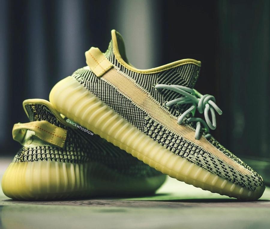 adidas Yeezy Boost 350 V2 Yeezreel Release Date