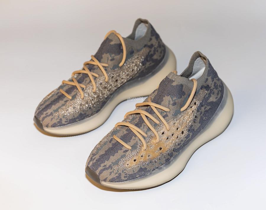adidas Yeezy Boost 380 Mist FX9764 Release Date