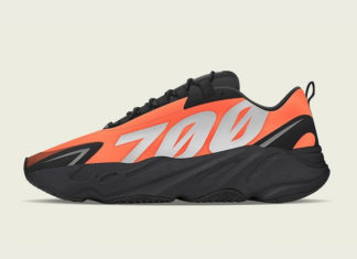 adidas Yeezy Boost 700 MNVN Orange Release Date