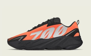 adidas Yeezy Boost 700 MNVN Orange Release Date
