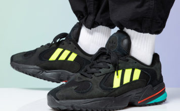 adidas Yung-1 Trail Black Solar Yellow EE5321 Release Date Info