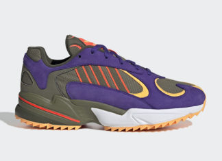 adidas Yung-1 Trail Khaki Red EE6537 Release Date Info