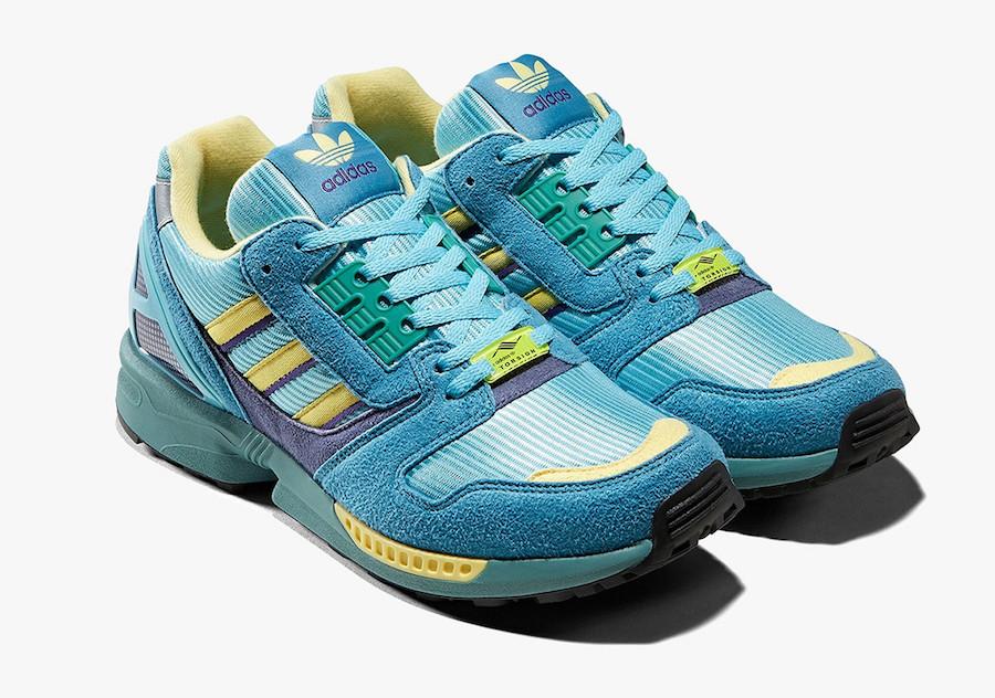 adidas ZX 8000 OG EE4754 Release Date Info | SneakerFiles