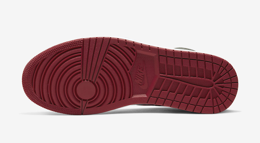 Air Jordan 1 Bloodline 555088-062 Release Date
