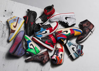 Air Jordan 1 Fearless Ones Collection Release Date Info