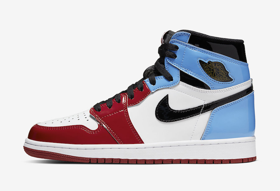Air Jordan 1 Fearless Patent Leather CK5666-100 Release Date
