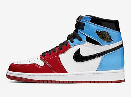 Air Jordan 1 Fearless Patent Leather Release Date