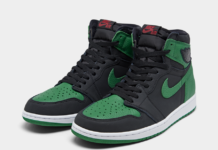 Air Jordan 1 High OG Pine Green 555088-030 Release Details