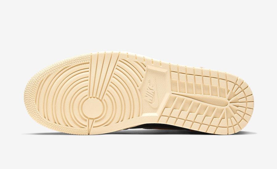 Air Jordan 1 SBB Shattered Backboard 3.0 555088-028 Release Date