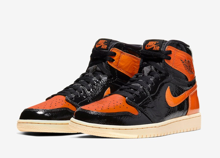 Air Jordan 1 Shattered Backboard 3.0 Black Pale Vanilla ...