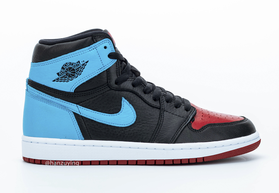Air Jordan 1 WMNS UNC to Chicago CD0461-046 Release Date