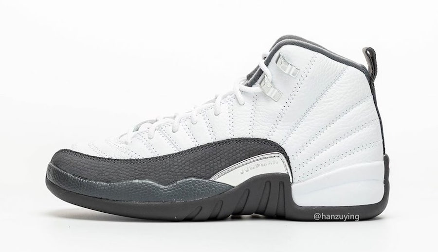 Air Jordan 12 Dark Grey 130690-160