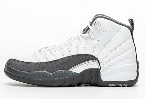 Air Jordan 12 Dark Grey Release Date