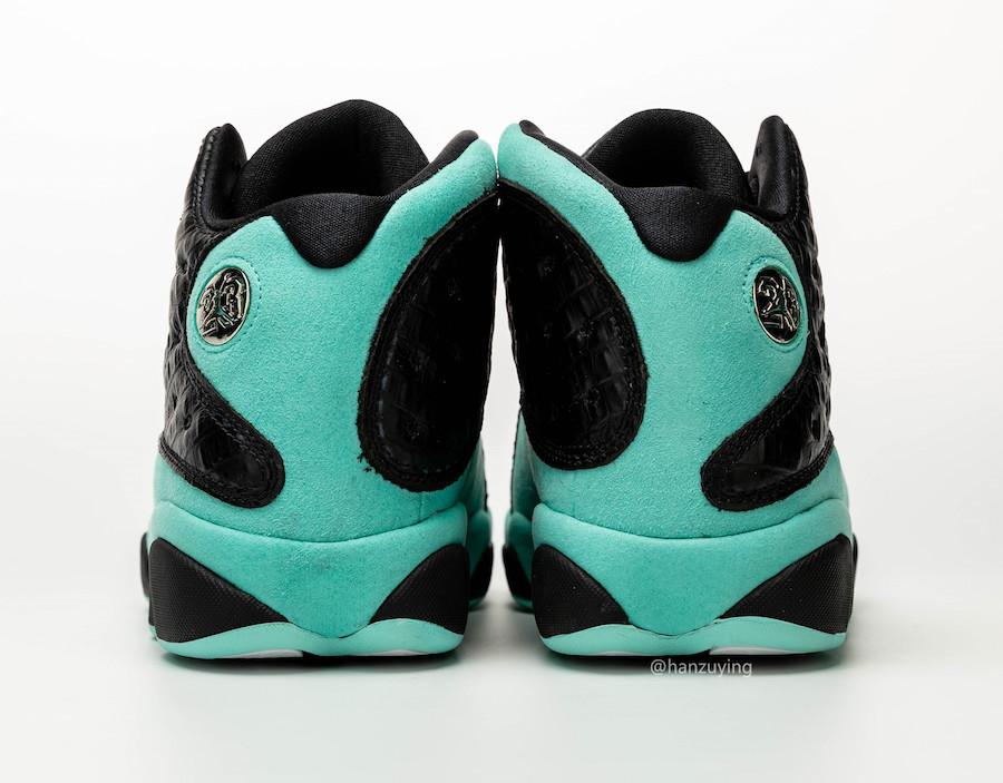 Air Jordan 13 Island Green 414571-030 Release Details