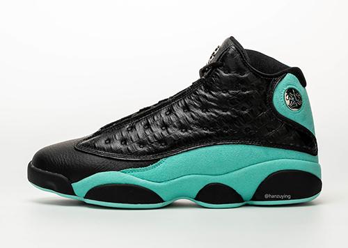 Air Jordan 13 Island Green Release Date