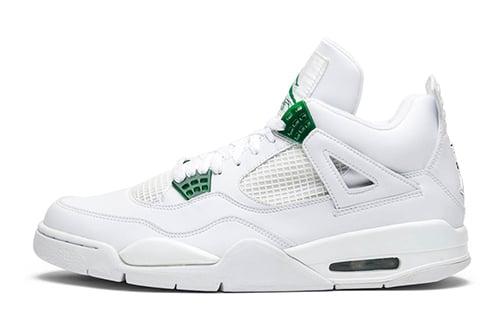 Air Jordan 4 Pine Green Release Date