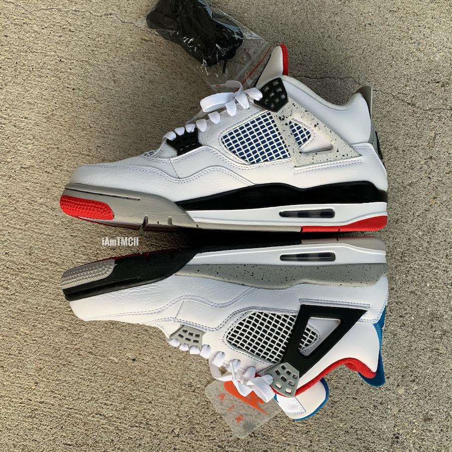 Air Jordan 4 What The 2019 Retro