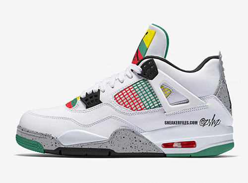Air Jordan 4 WMNS Do The Right Thing Rasta 2020 Release Date