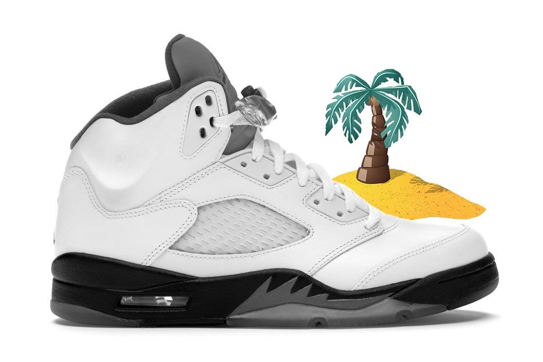 Air Jordan 5 Island Green Release Date Info