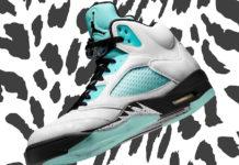 Air Jordan 5 Singles Day Island Green Release Date Info