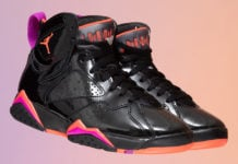 Air Jordan 7 Patent Leather WMNS 313358-006 Release
