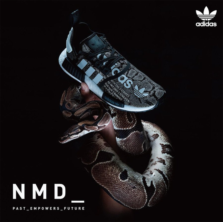 atmos adidas NMD R1 G-SNK EH2204 Release Date Info