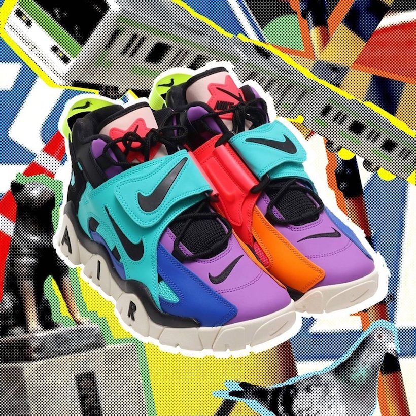 atmos Nike Air Barrage Mid Pop The Street Collection Release Date Info