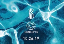 Concepts Nike Kyrie 5 Orions Belt
