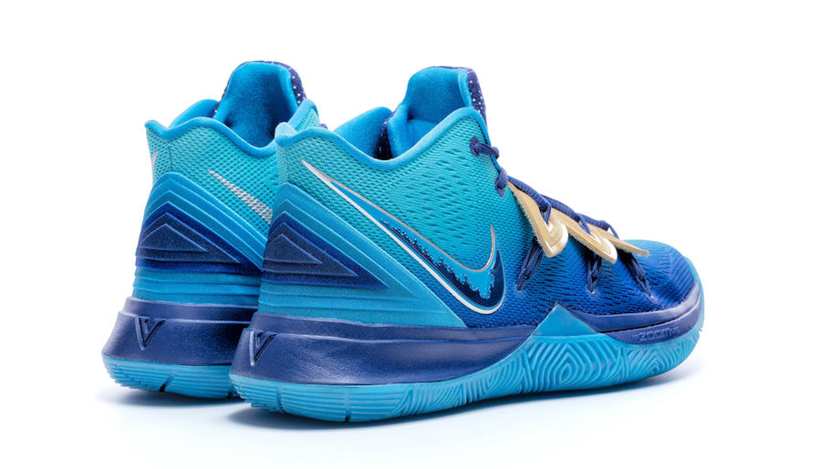 Concepts Nike Kyrie 5 Orions Belt Release Date