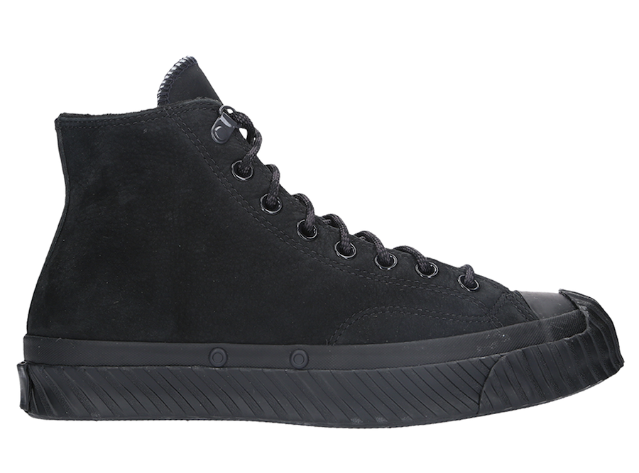 Converse Chuck 70 Bosey Water Repellent Black Release Date Info