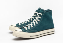 Converse Chuck 70 Hi Suede Midnight Turquoise Release Date Info