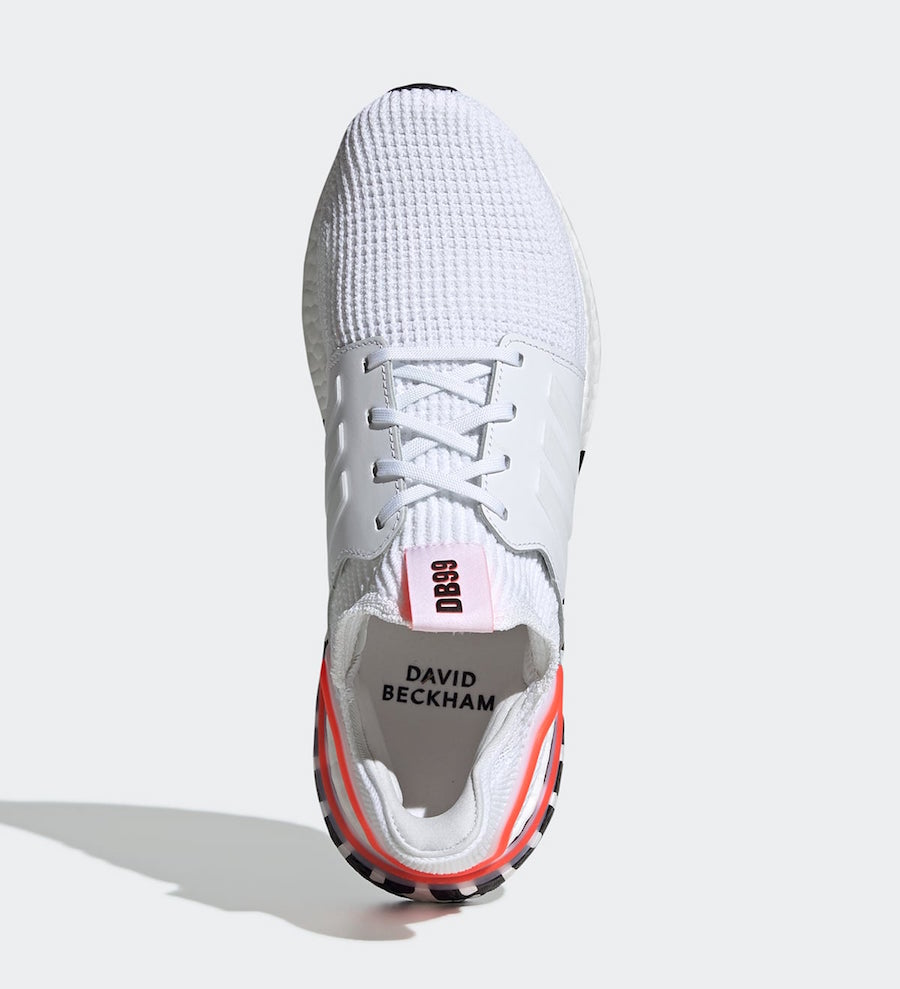 David Beckham adidas Ultra Boost 2019 FW1970 Release Date Info