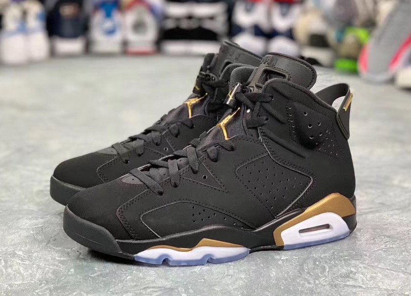 DMP Air Jordan 6 CT4954-007 Retro 2020 Release