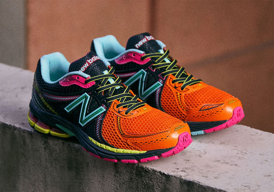 END New Balance 860v2 Release Date Info