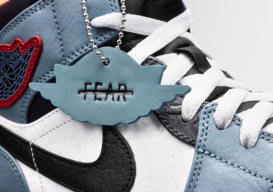 Facetasm Air Jordan 1 Mid Fearless Release Date
