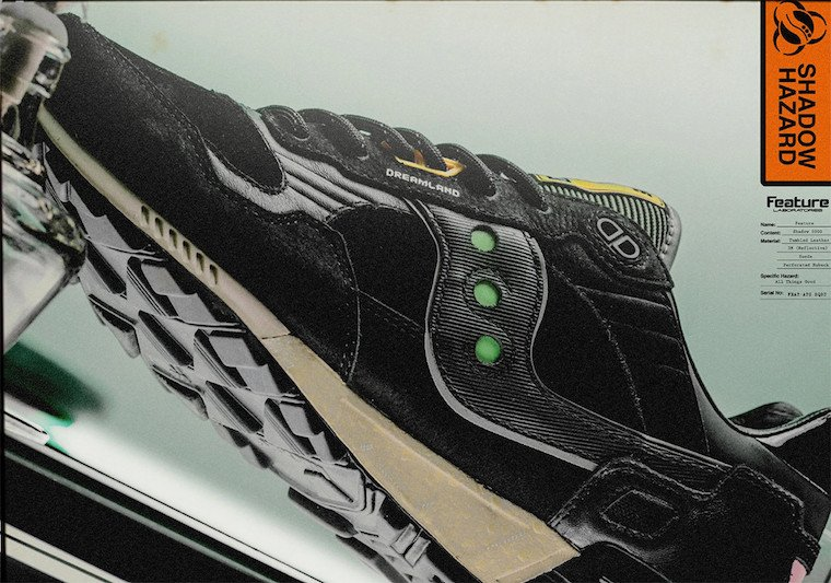 Feature Saucony Shadow 5000 Dreamland Release Date Info
