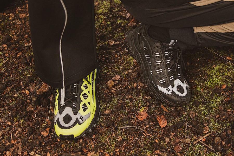 Footpatrol x FILA Boveasorus 98 AT Release Date Info