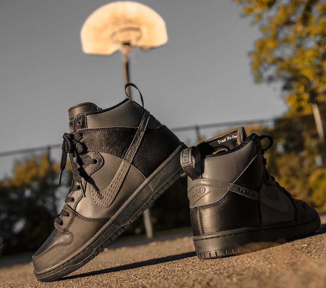 FPAR Forty Percent Against Rights Nike SB Dunk High BV1052-001 Release Date