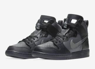 FPAR Nike SB Dunk High BV1052-001 Release Info
