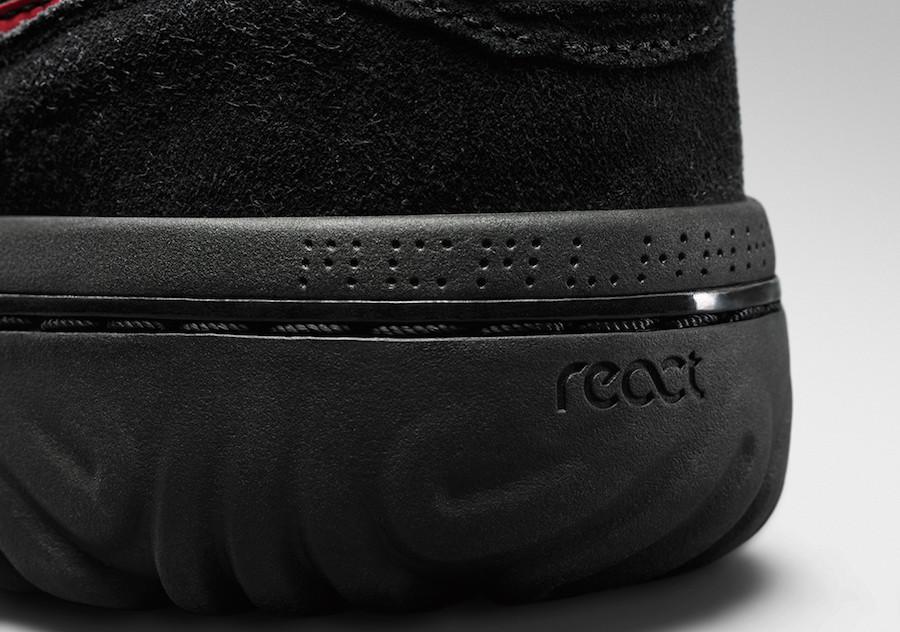 Ghetto Gastro Air Jordan 1 Low React Fearless Release Date Info