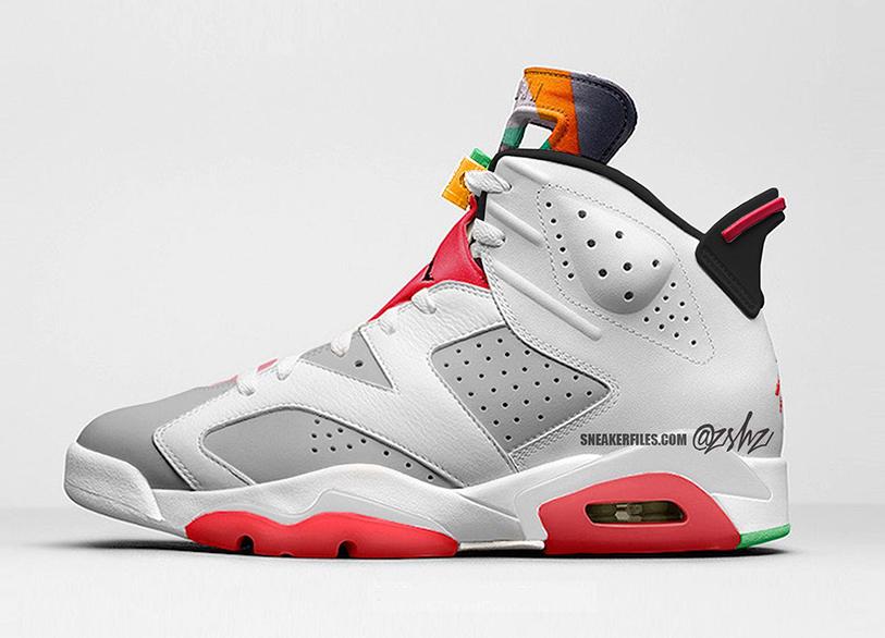 Hare Air Jordan 6 2020 Release Date