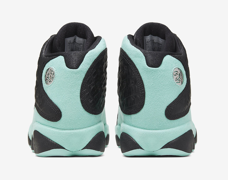 Island Green Air Jordan 13 414571-030 Release Date Info