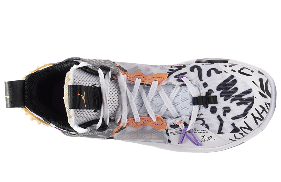 Jordan Why Not Zer0.2 SE White Orange Pulse Black Particle Grey AQ3562-101 Release Date Info