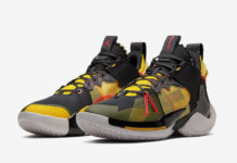Jordan Why Not Zer0.2 Birthday Black Flash Crimson Amarillo Vast Grey AQ3562-002 Release Date