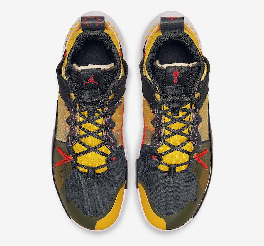 Jordan Why Not Zer0.2 Birthday Black Flash Crimson Amarillo Vast Grey AQ3562-002 Release Date