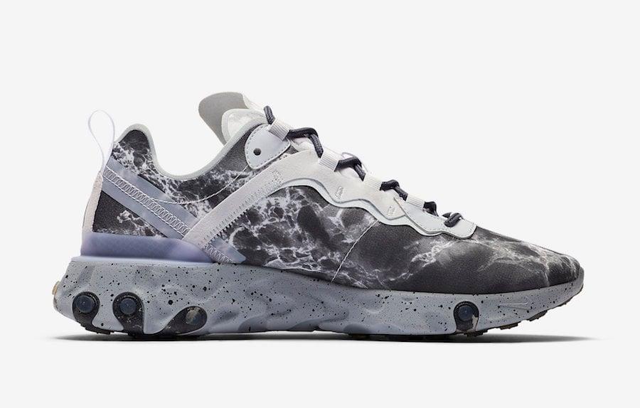 Kendrick Lamar Nike React Element 55 CJ3312-001 Release Date
