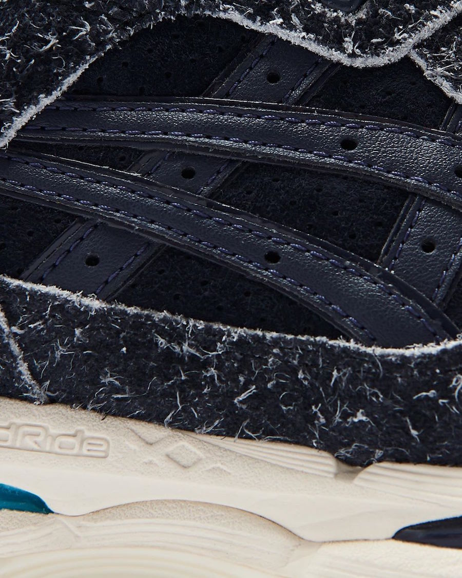 Kith Asics Gel Fieg 3.1 Super Blue 2019 Release